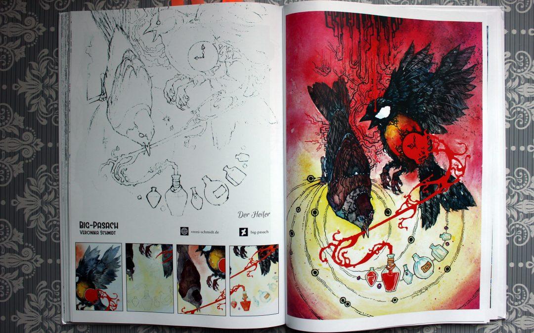 Zeitlos: Artbook Projekt